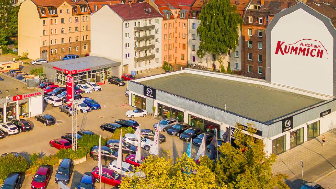 Autohaus Kummich in Nürnberg