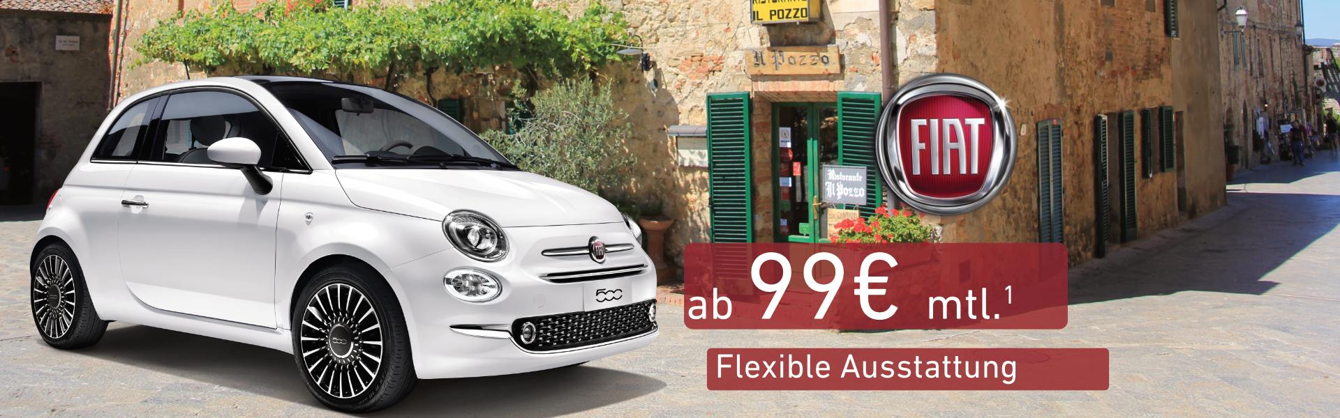 Fiat 500 99€